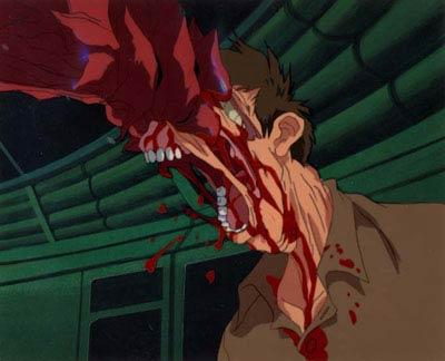 Terror y horror genocyber 5 ovas for Imagenes de anime gore