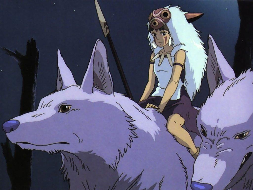 Princesa Mononoke Mononoke-5