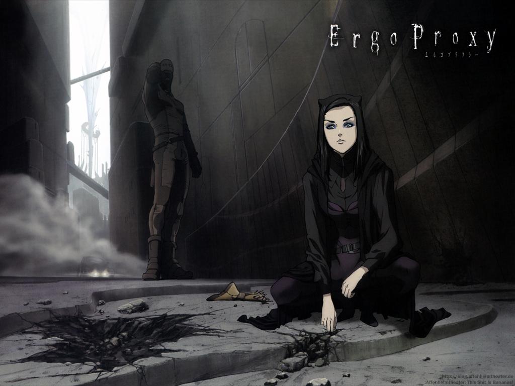 Ergo proxy