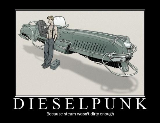 Dieselpunk 1