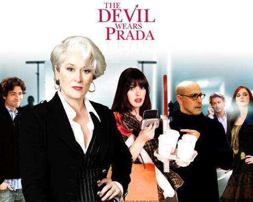 The Devil Wears Prada 2006 - Anne Hathaway Meryl Streep