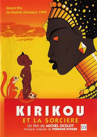 Kiriku y la Hechicera 1