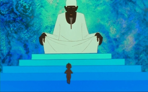 Kiriku y la Hechicera 7