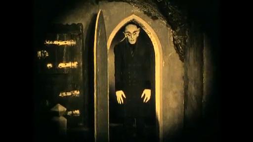 Nosferatu ( Friedrich Wilhelm Murnau 1922)