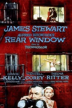 Rear Window (Alfred Hitchcock 1954)