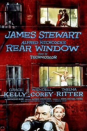 Rear Window (Alfred Hitchcock 1954)
