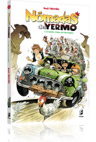 Nomadas del Yermo portada 1