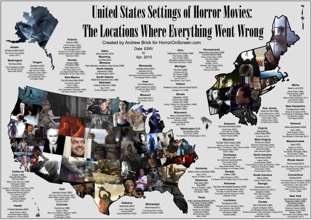 Geografía del Terror