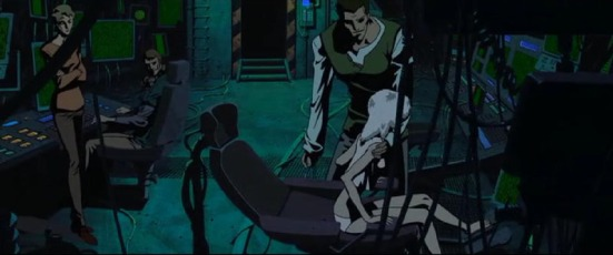 Animatrix Wirepunk