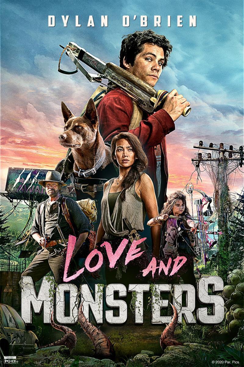 Amor y Monstruos 1