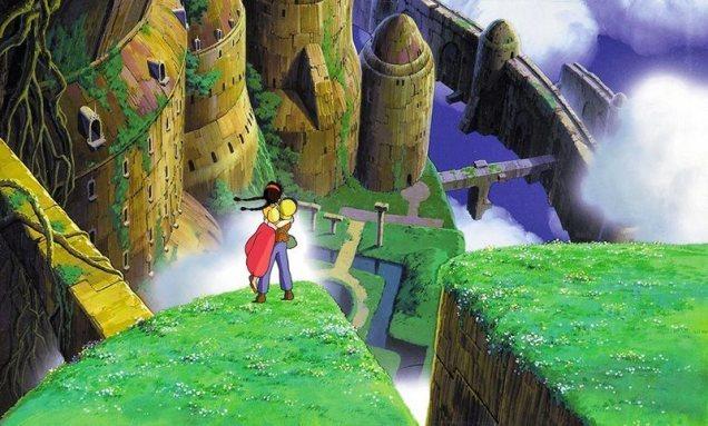 El Castillo en el Cielo 4